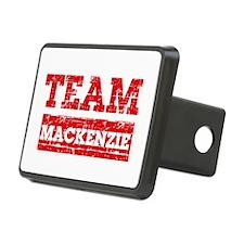 Team Mackenzie Hitch Cover