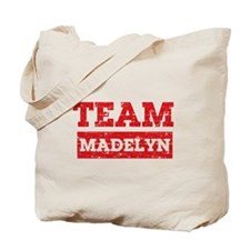 Team Madelyn Tote Bag