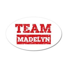 Team Madelyn Wall Decal