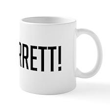 Go Barrett Coffee Mug