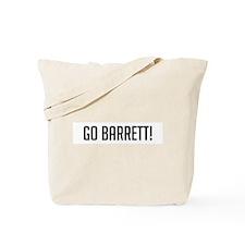 Go Barrett Tote Bag