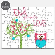 Owl You Need is Love Puzzle
