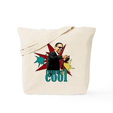 Obama - President Cool Tote Bag