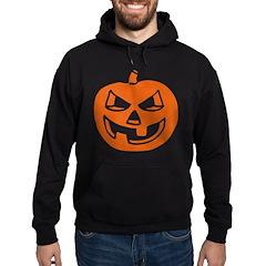 halloween Pumpkin Hoodie (dark)