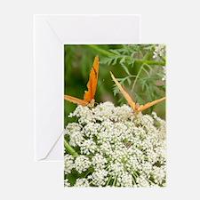 Nature's Elegance Greeting Card