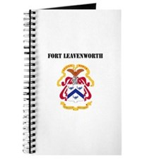 Fort Leavenworth with Text Journal