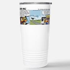 0656 - Landing in Oshkosh Travel Mug