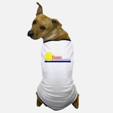 Dimitri Dog T-Shirt