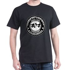 Made in the 707 - Black T-Shirt