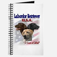 Labrador Retriever Gifts Journal