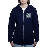 Monogram-MacLaggan Women's Zip Hoodie