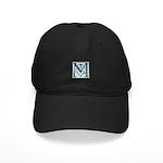 Monogram-MacLaggan Black Cap with Patch