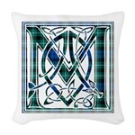 Monogram-MacLaggan Woven Throw Pillow