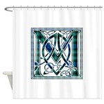 Monogram-MacLaggan Shower Curtain