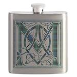 Monogram-MacLaggan Flask