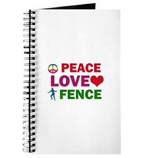 Peace Love Fence Designs Journal