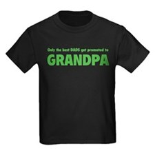 Only the best dads get promoted to grandpa T