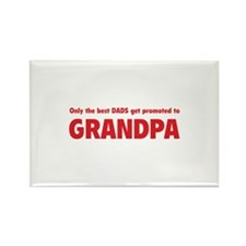 Only the best dads get promoted to grandpa Rectang