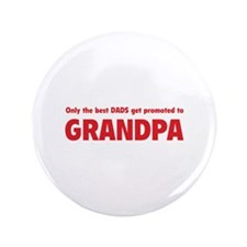 """Only the best dads get promoted to grandpa 3.5"""" Bu"""
