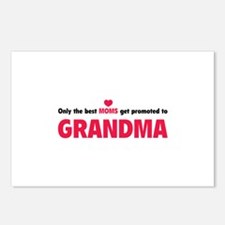 Only the best moms get promoted to grandma Postcar