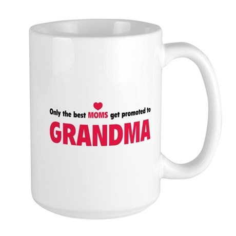 Only the best moms get promoted to grandma Large M
