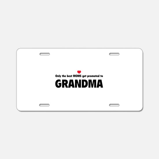 Only the best moms get promoted to grandma Aluminu
