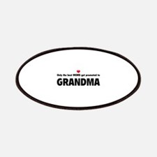 Only the best moms get promoted to grandma Patches