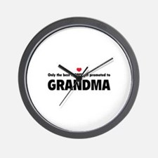 Only the best moms get promoted to grandma Wall Cl