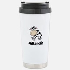 Milkaholic Stainless Steel Travel Mug