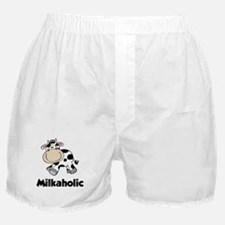 Milkaholic Boxer Shorts