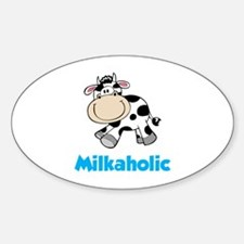 Milkaholic Decal