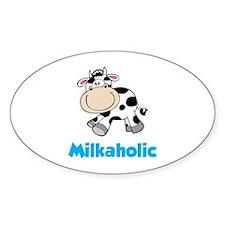 Milkaholic Decal