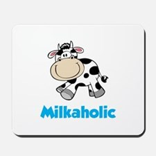Milkaholic Mousepad