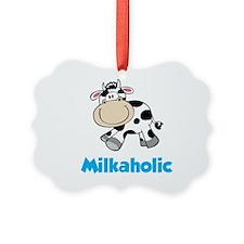 Milkaholic Ornament