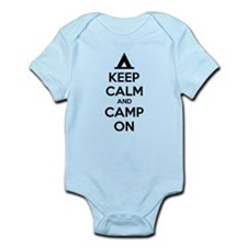 Keep calm and camp on Onesie