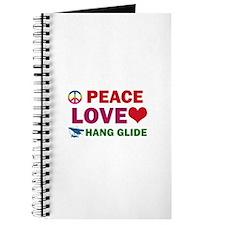 Peace Love Hang Glide Designs Journal