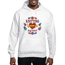 Knitting Happy Hoodie