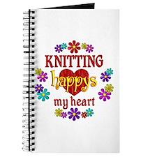 Knitting Happy Journal