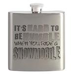 Hard to be Humble Flask
