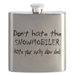 Sucky Slow Sled Flask