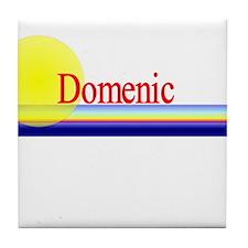 Domenic Tile Coaster