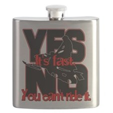 Yes It's Fast - No You Can't Flask
