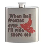 Hell Freezes Over Flask