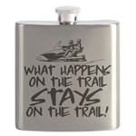 What Happens on the Trail... Flask