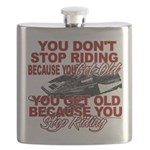 You Don't Get Old Flask