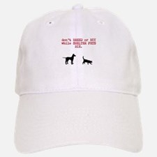 don't BREED or BUY while SHELTER PETS DIE. Baseball Baseball Cap