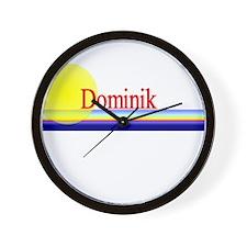 Dominik Wall Clock