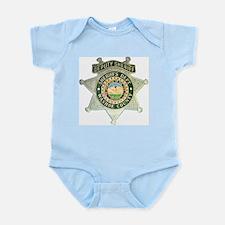 Washoe County Sheriff Infant Creeper