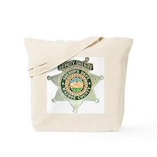 Washoe County Sheriff Tote Bag