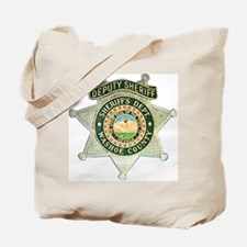 Washoe County Sheriff Tote Bag